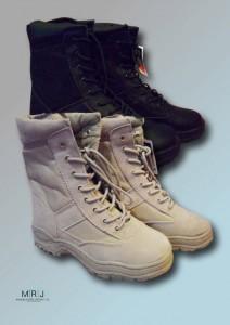 McAllister Outdoor Boots beide Farben