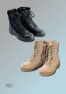 McAllister Patriot Boots beide Farben