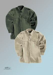 Pilotenhemd - beide Farben