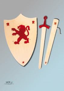 Schild & Schwert Leopold
