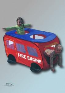 Spielhaus Feuerwehr