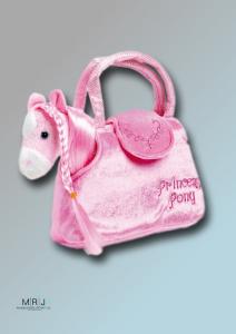 """Pony in der Tasche """"Paulina"""""""