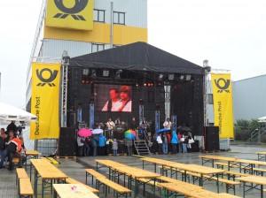Tag der offenen Tür 2011 - Deutsche Post Briefzentrum Ottendorf-Okrilla
