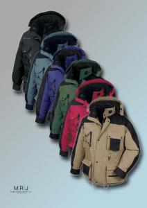 Winterjacke Montreal - alle Farben