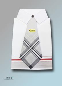 3er Pack Taschentücher - Schmunzelpackung Hemd mit Krawatte