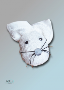 Frottee-Maus