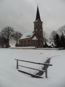Kirche Hermsdorf im Erzgebirge