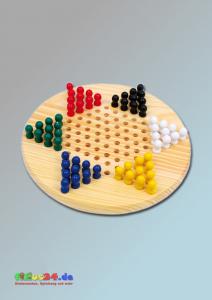 Halma-Spiel