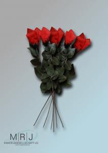 Taschentuch-Rosen