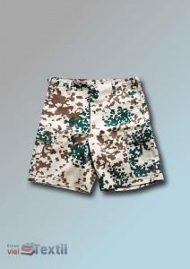 McAllister-Shorts in tropentarn