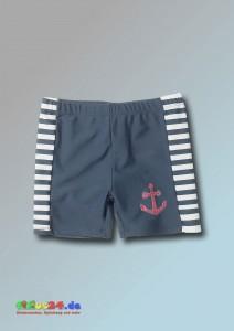 UV-Schutz Short Maritim