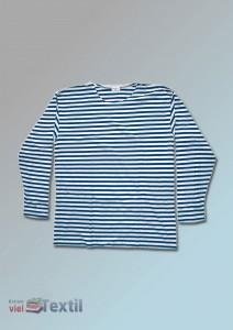 Langarm Shirt im russischen Marine Style
