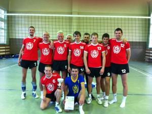 Volleyballer der WSG Oberreichenbach