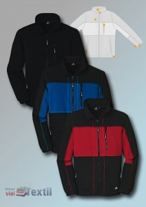 Fleece-Jacke Dallas- alle Farben