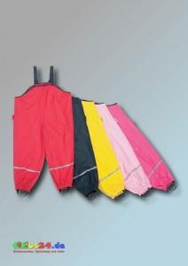 Regenlatzhose mit Textilfutter
