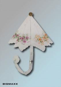 Taschentuch-Schmunzelpack Regenschirm