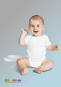 promodoro Organic Baby-Bodysuit