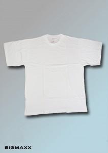 T-Shirt Rundhals bis 7XL