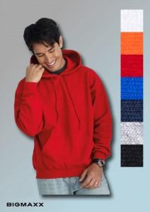 Gildan Hodded Sweatshirt in Gr. S bis 5XLGildan Hodded Sweatshirt