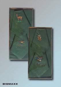 3er Pack Jägertaschentücher