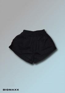 Turnhose in schwarz