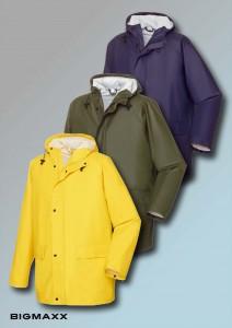 Regen-Jacke List